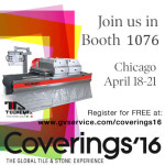 COVERINGS 2016 GV Service