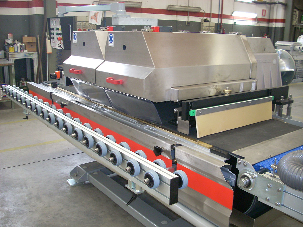 Tecnema Technology FS720/2T Cutting Machine