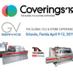 COVERINGS 2019 – GV Service